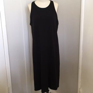 Eileen Fisher racerback dress